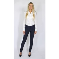 Longlady Blouse Diewertje Offwhite