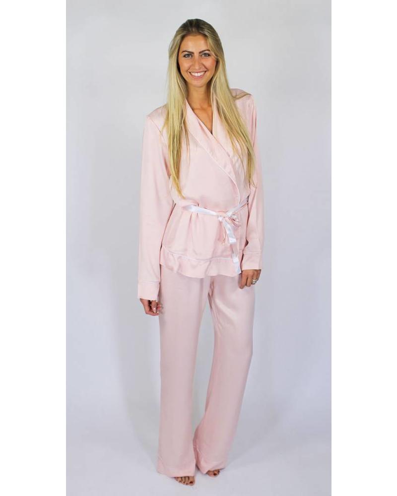 Longlady Pajama Phoebe Pink