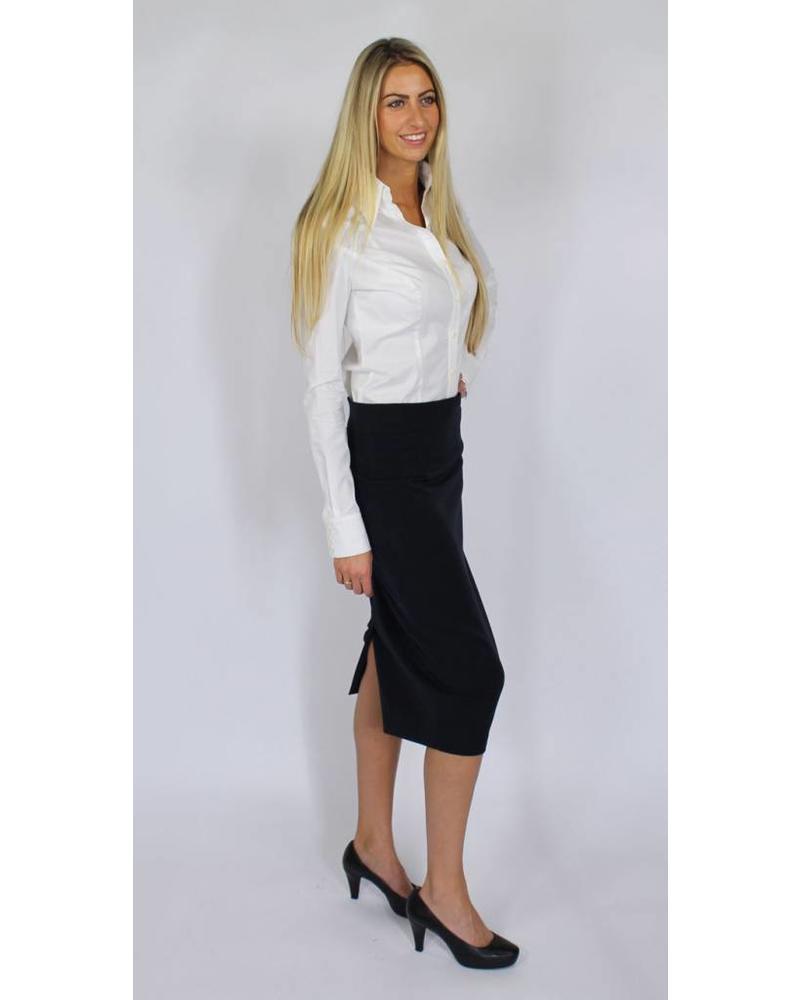 Longlady Skirt Rolanda Darkblue
