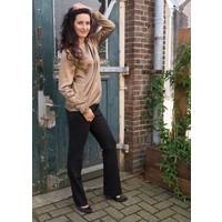 Longlady Blouse Danielle Beige