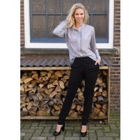 LongLady Broek Babette Zwart