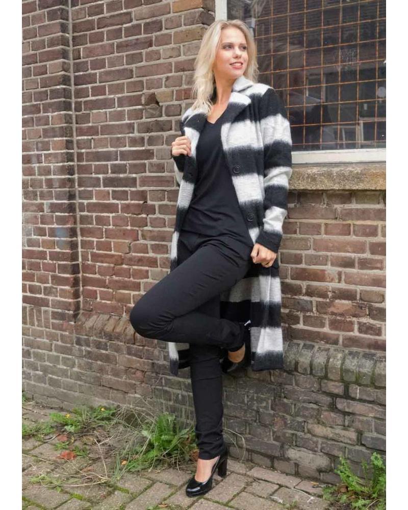 Longlady Vest Veronique Zwart