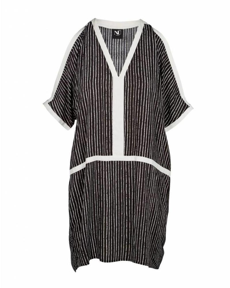 Nu-Denmark Tunica Stripe Black