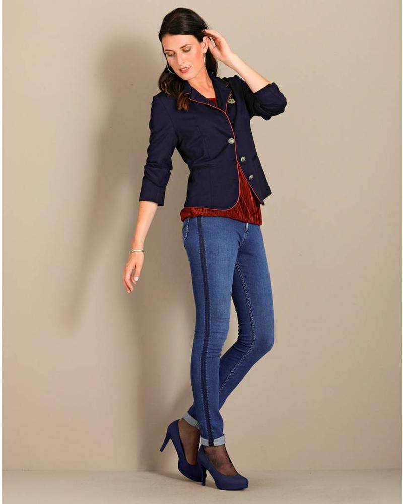 Only-M Jeans Silver Touch