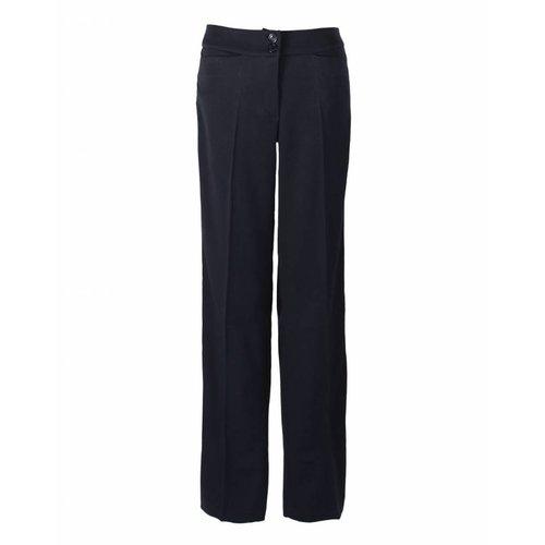 Longlady LongLady Trousers Nova Blue stripe