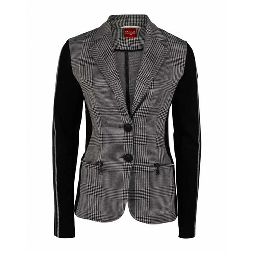 Only-M Only-M Blazer Check