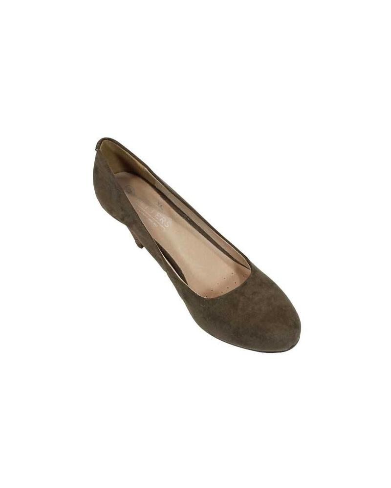 Fitters Pump Taupe