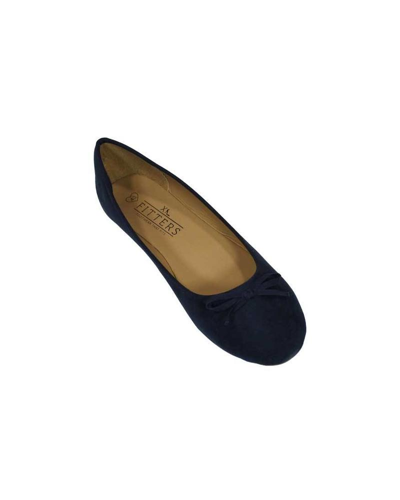 Fitters Ballerina Navy