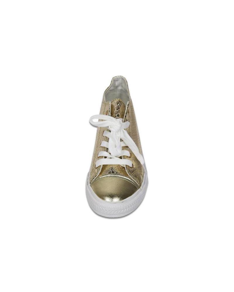 Fitters Sneakers Goud