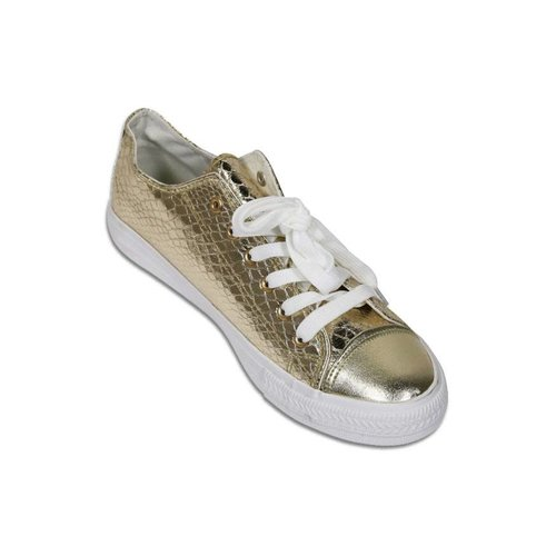 Fitters Fitters Sneakers Gold