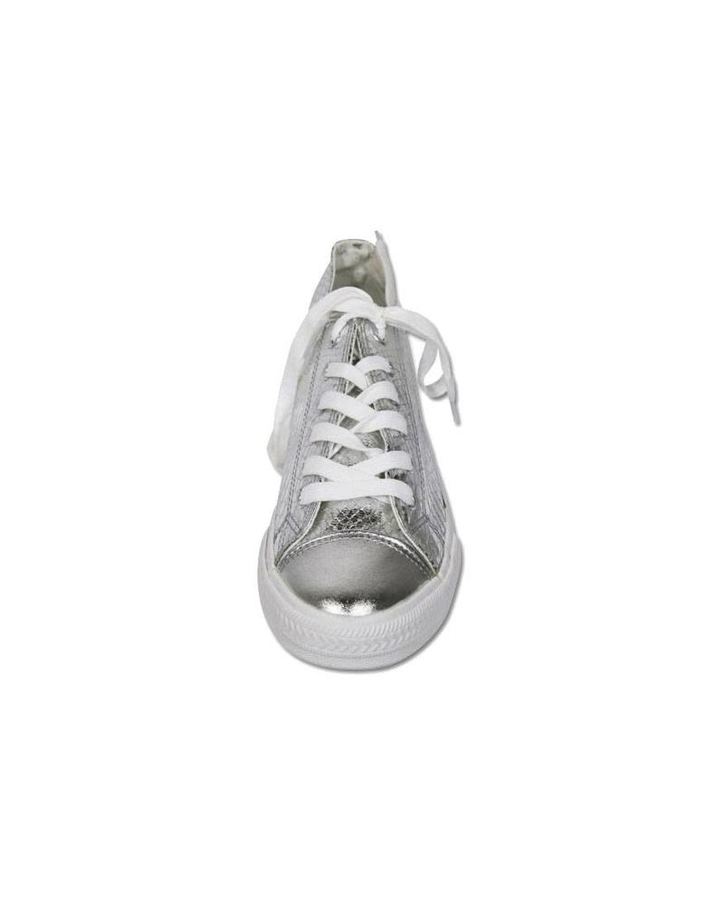Fitters Sneakers Zilver