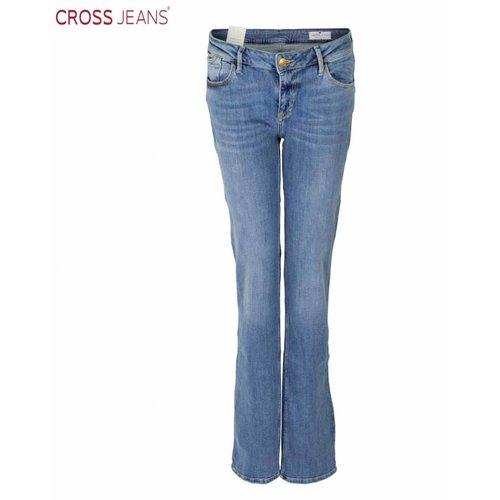 Cross Cross Jeans Pink Mid Blue