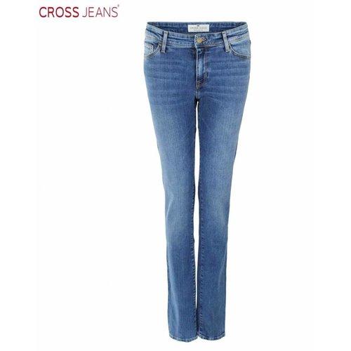 Cross Cross Jeans Anya Midblue
