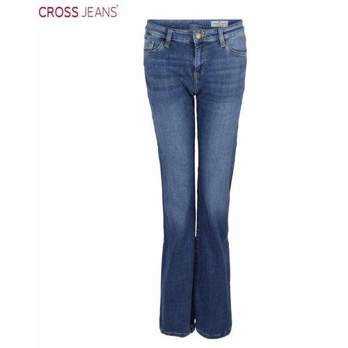 Cross Cross Jeans Lauren Midblue