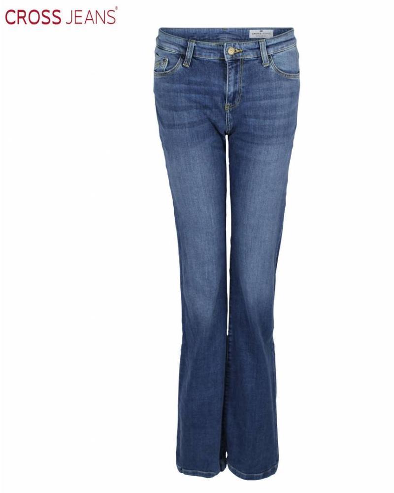 Cross Jeans Lauren Midblue