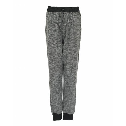 Tallgirls Tallgirls sweatpants Black dessin