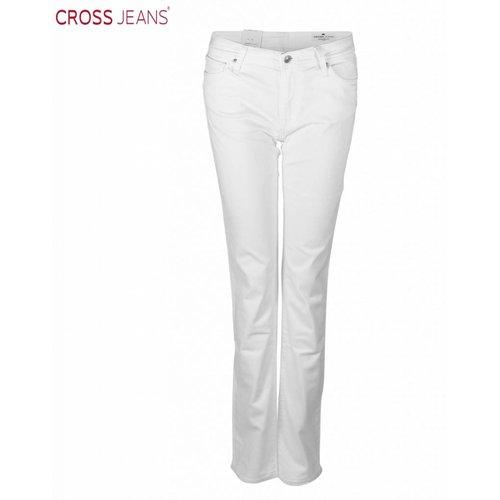 Cross Cross Jeans Anya White