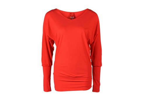 Only-M Only-M Shirt Sporty Chic Light Corallo