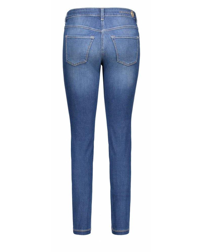 Mac Jeans Dream Skinny Mid Blue