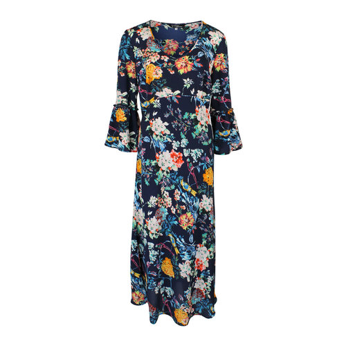 Longlady Longlady Dress Annike Darkblue