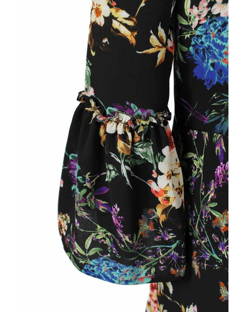 Longlady Dress Annike Black