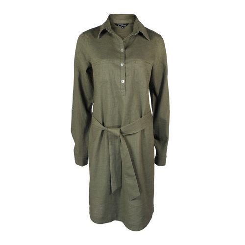 Longlady Longlady Dress Anastacia Olive
