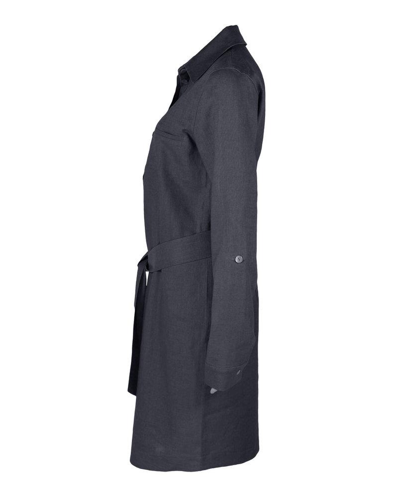 Longlady Dress Anastacia Navy