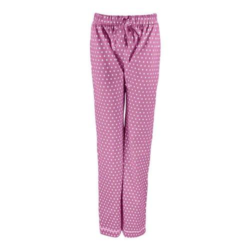 Longlady Longlady Pyjamabroek Paulien Oudroze Ster