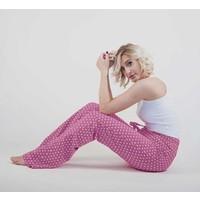 Longlady Pyjamabroek Paulien Oudroze Ster