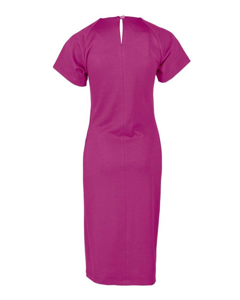 Longlady Dress Jolanda Fuchsia