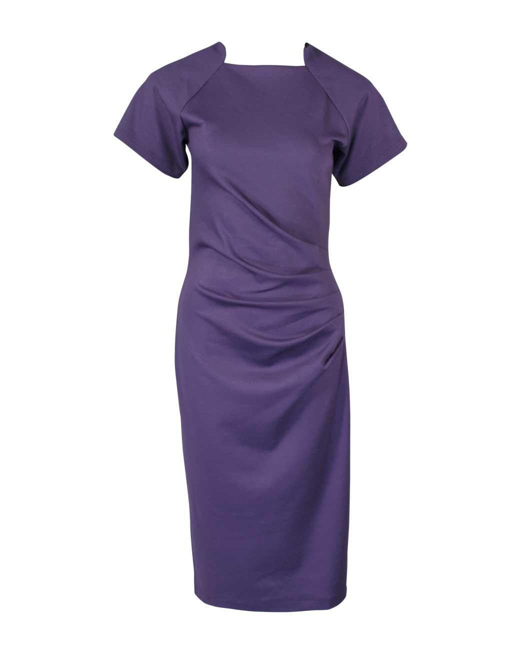 Tall Longlady Dress Jolanda Mauve Longlady Fashion