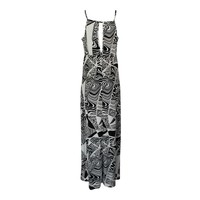 Longlady Dress Jane Black Dessin