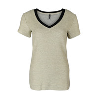 Longlady Shirt Tinie Jog Goud