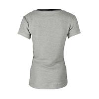 Longlady Shirt Tinie Jog Zilver