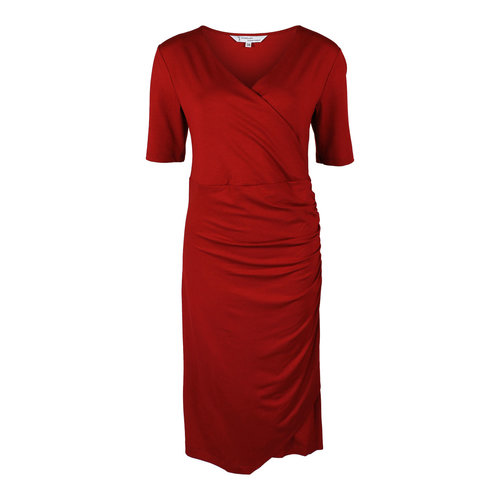 Longlady Longlady Dress Esther Red
