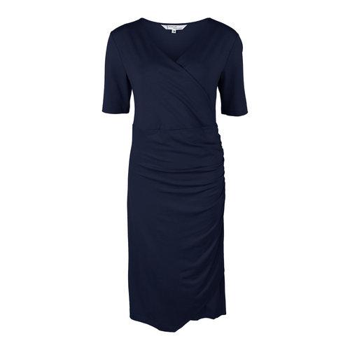 Longlady Longlady Dress Esther Darkblue