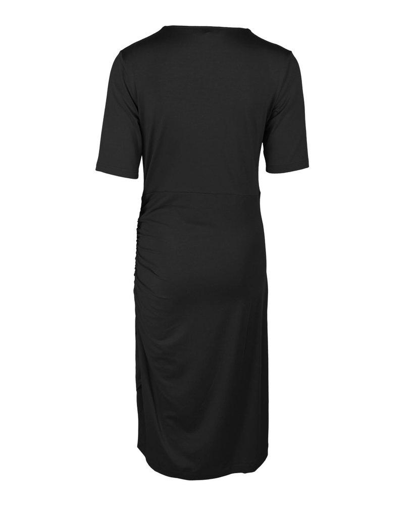 Longlady Dress Esther Black