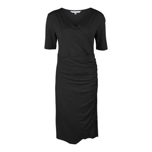 Longlady Longlady Dress Esther Black