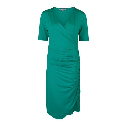 Longlady Longlady Dress Esther Emerald
