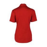 Longlady Shirt Danie Rood