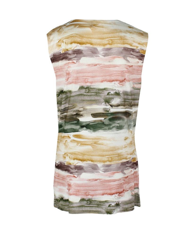 Longlady Shirt Tosha Roze Dessin