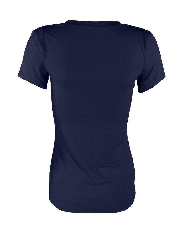 Longlady Shirt Tinka Darkblue