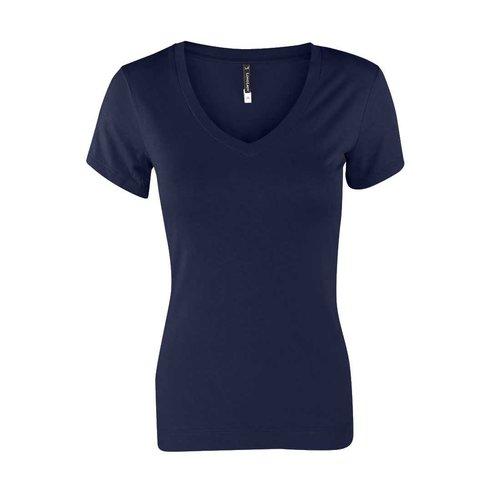 Longlady Longlady Shirt Tinka Darkblue