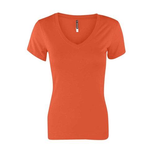 Longlady Longlady Shirt Tinka Coral