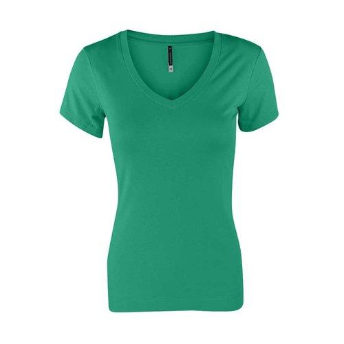 Longlady Longlady Shirt Tinka Smaragd