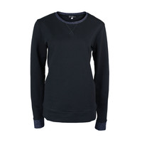 Longlady Sweater Fien Darkblue