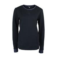 Longlady Sweater Fien Donkerblauw