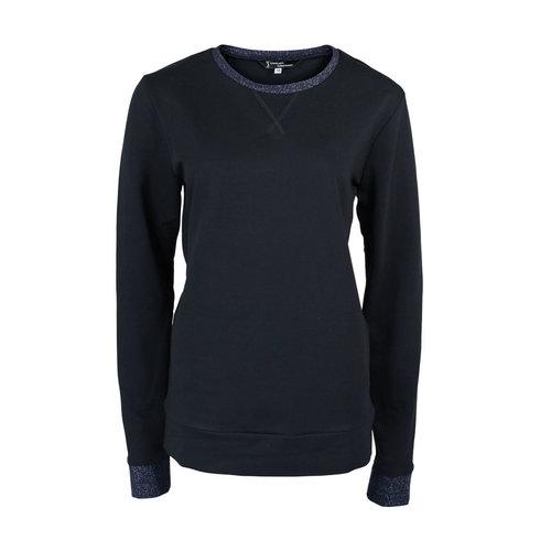 Longlady Longlady Sweater Fien Darkblue