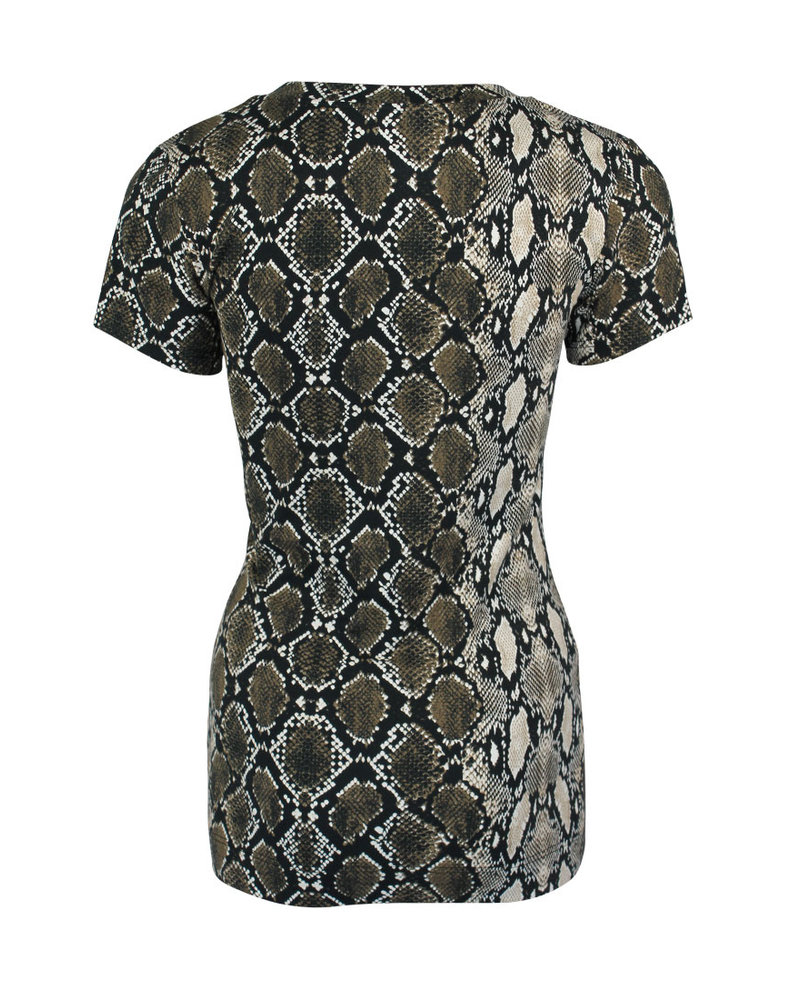 Longlady Shirt Tinka Snake