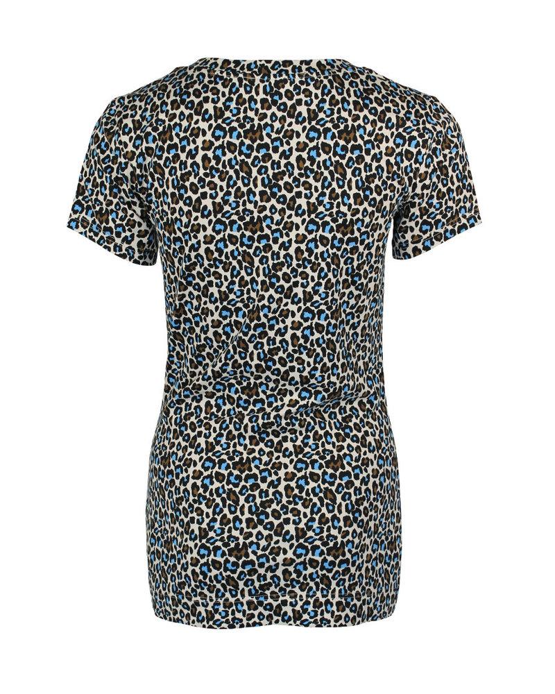 Longlady Shirt Tinka Leopard